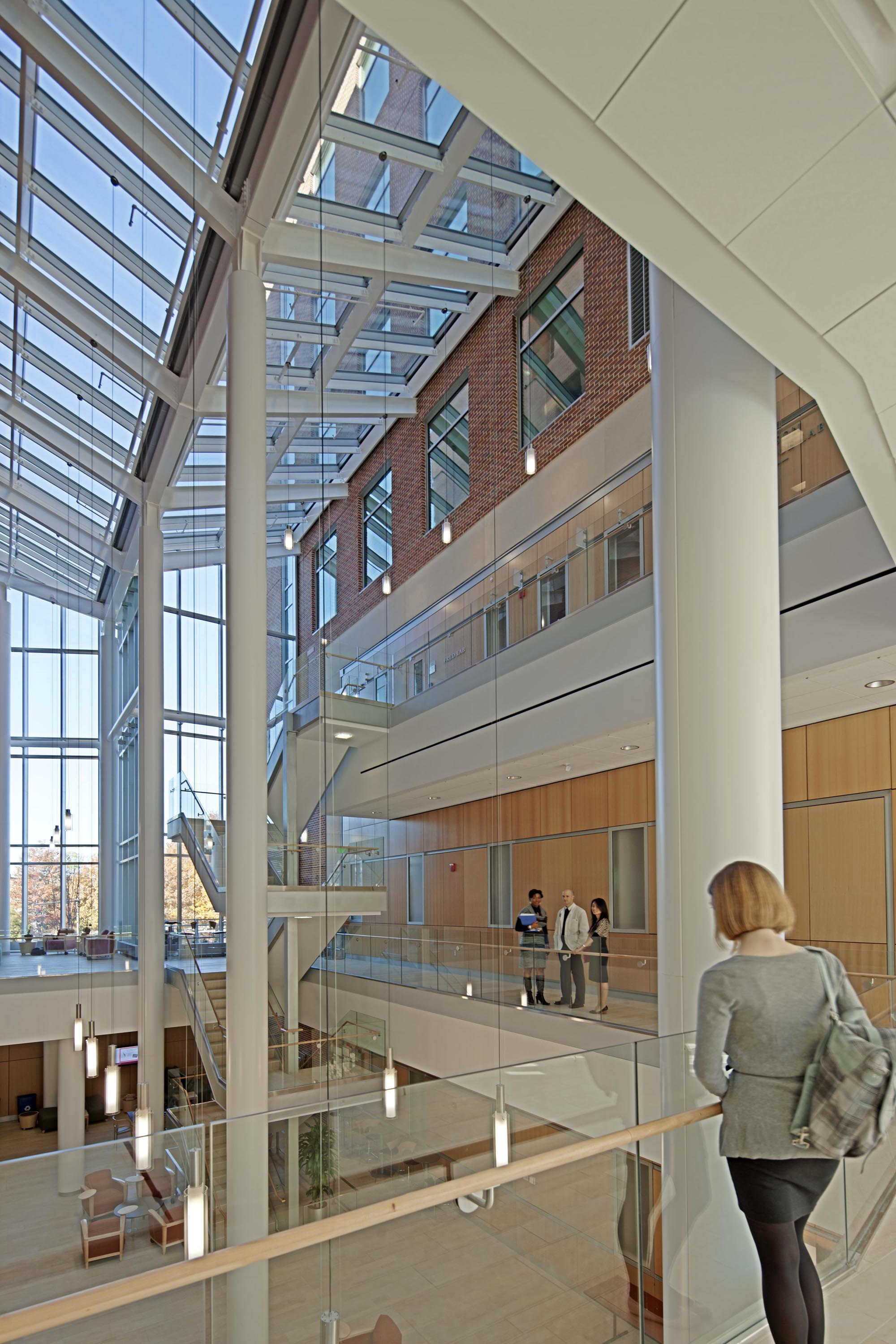 School Of Pharmacy University Of Maryland Baltimore Jmt Architecture