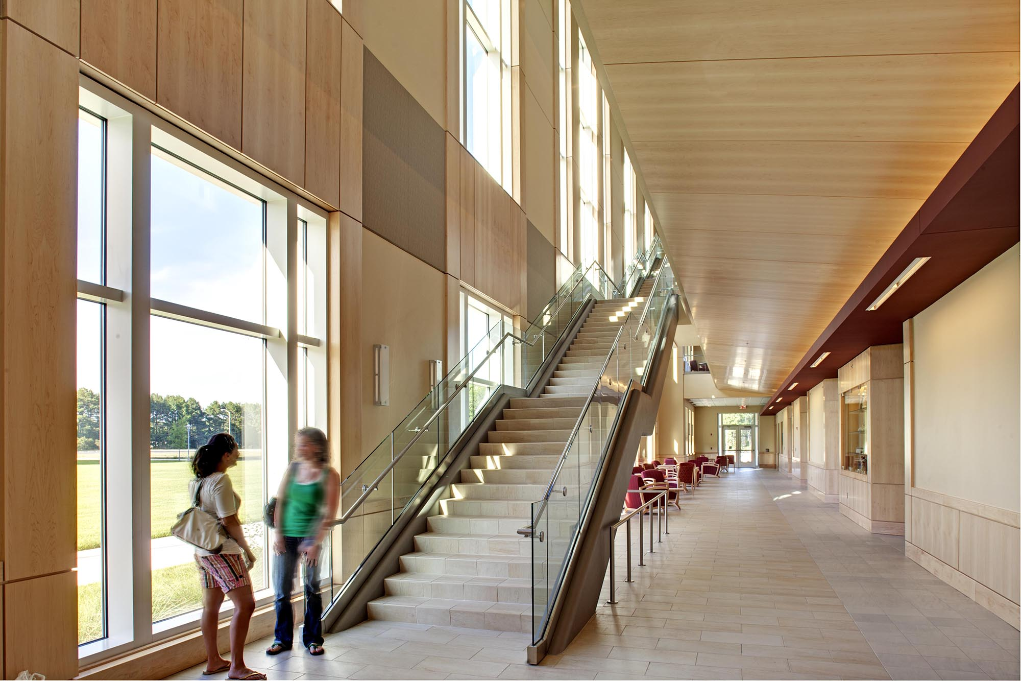 Allied Health Building Wor Wic Community College Jmt Architecture